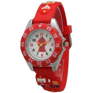 Olivia Pratt Kids' Firefighter Watch