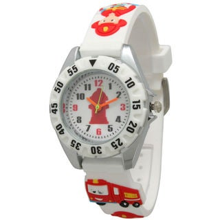 Olivia Pratt Kids' Firefighter Watch