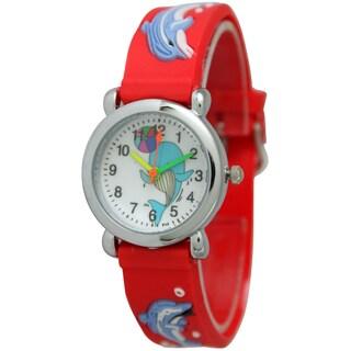 Olivia Pratt Kids' Dolphin Watch