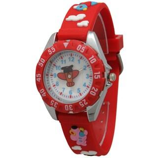 Olivia Pratt Kids' Airplane Watch
