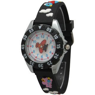 Olivia Pratt Kids' Airplane Watch
