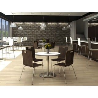 Carbon Loft McKeag Bentwood Laminate Cafe Chair