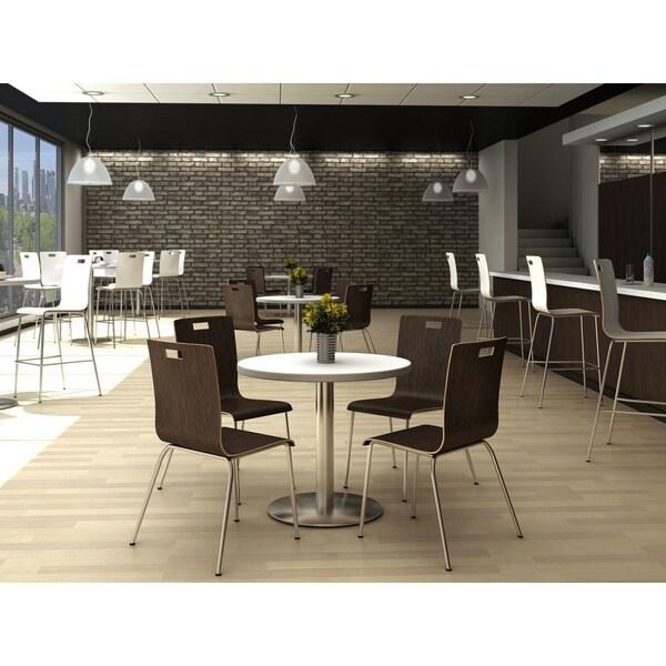KFI Jive Bentwood Laminate Cafe Chair