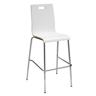 KFI Seating Jive Bentwood Laminate Bar Stool