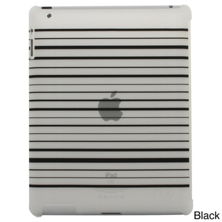 NUU Base Case Stripe Slim Cover for Apple iPad 2