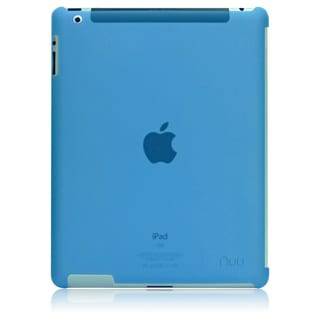 NUU Base Case Transparent Cover for Apple iPad 2