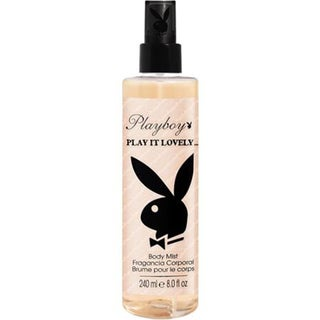 Playboy Play It Lovely Women's 8-ounce Body Mist