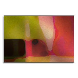 Gallery Direct Christine Wilkinson 'Black Current' Aluminum Mounted