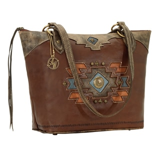 American West Zuni Passage Tote Bag
