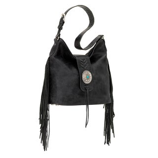 American West Seminole Hobo Handbag