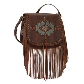American West Pueblo Moon Handbag