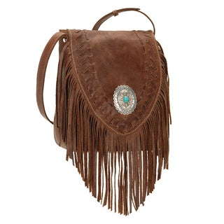 American West Seminole Crossbody Bag
