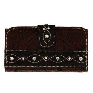 American West Annies Secret Trifold Wallet