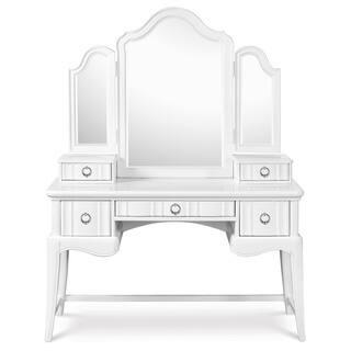 Magnussen Y2194 Gabrielle Wood Vanity Tri-fold Mirror (Mirror Only)|https://ak1.ostkcdn.com/images/products/10450084/P17543167.jpg?impolicy=medium