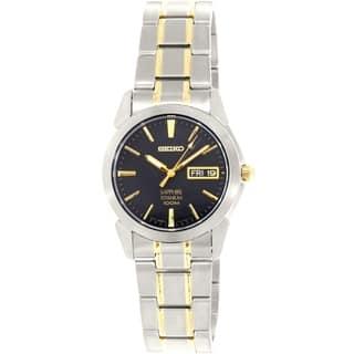 Seiko Men's SGG735 Silver Titanium Quartz Watch https://ak1.ostkcdn.com/images/products/10450135/P17543214.jpg?impolicy=medium