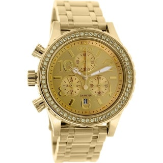 Nixon Women's 38-20 A4041520 Gold Stainless Steel Quartz Watch