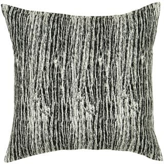 Rizzy Home 18-inch Irregular Lines Throw Pillow
