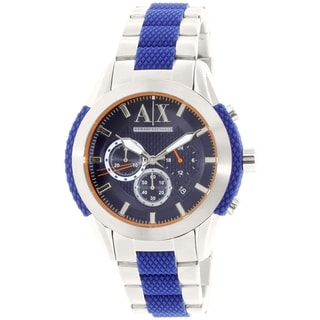 Armani Exchange Men's AX1386 Stainless Steel Quartz Watch