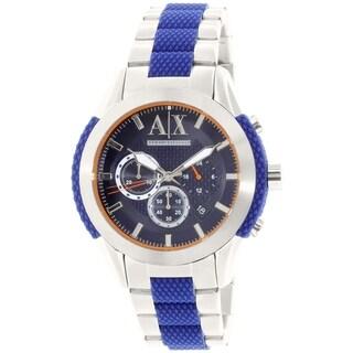 Armani Exchange Men's AX1386 Stainless Steel Quartz Watch