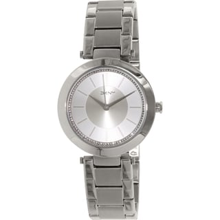 Dkny Women's Stanhope NY2285 Stainless Steel Quartz Watch