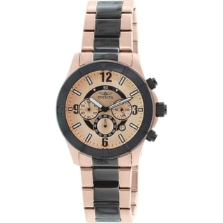 Invicta Men's Speciality 1424 Multi Stainless Steel Quartz Watch