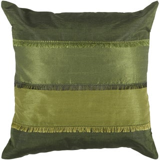 Rizzy Home 18-inch Central Motif Throw Pillow
