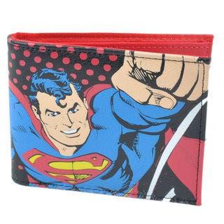 Superman Bifold Wallet|https://ak1.ostkcdn.com/images/products/10450722/P17543839.jpg?impolicy=medium