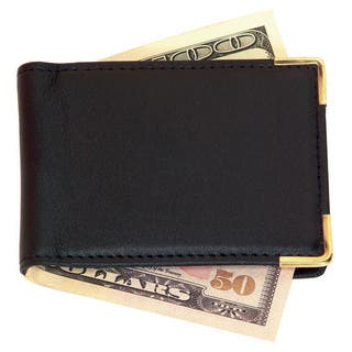 Royce Leather Large Magnetic Money Clip with Suede Lining|https://ak1.ostkcdn.com/images/products/10450737/P17543838.jpg?impolicy=medium