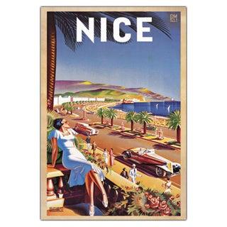 'Nice' Canvas Art
