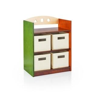 See and Store Bookshelf