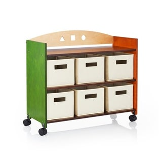 See and Store Rolling Storage Center