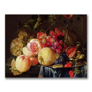 Cornelis de Heem 'Still Life II' Canvas Art