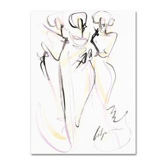 Jennifer Lilya 'Muses' Canvas Art