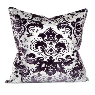 Juliette Feather and Down Filled 24-inch Throw Pillow