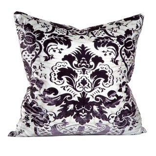juliette feather and down filled 24inch throw pillow