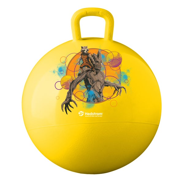 Hedstrom Guardians of the Galaxy 15-inch Vinyl Hopper
