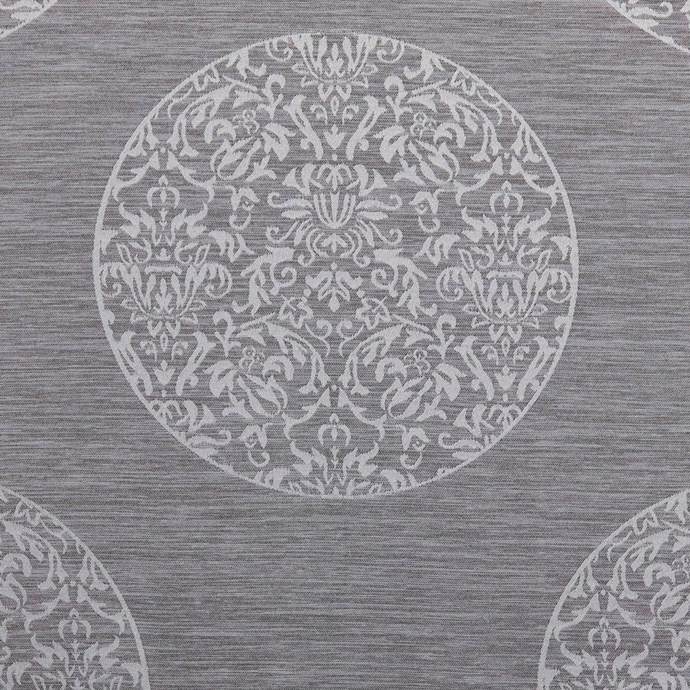 Shop ATI Home Akola Cotton Blend Jacquard Grommet Top Curtain Panel Pair - 10452225