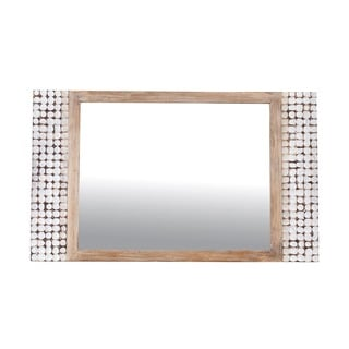 Baker Rectangle Mirror