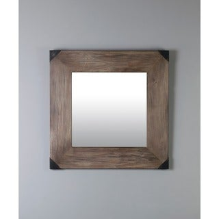 Beaverton Vintage Square Mirror