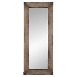 Reclaimed Wood, Floor Mirror Mirrors For Less | Overstock