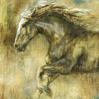 Portfolio Canvas Decor Taylor 'Boundless Beauty Two' 24x24 Framed Canvas Wall Art