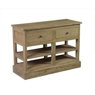 Cedaredge Southwestern Natural Media Console