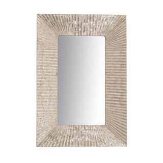 Creswell Decorative Gold Rectangular Accent Mirror
