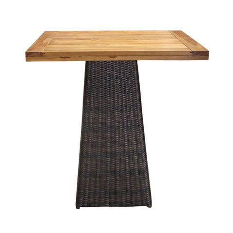 East At Main's Decorative Modern Indoor/ Outdoor Dining Table