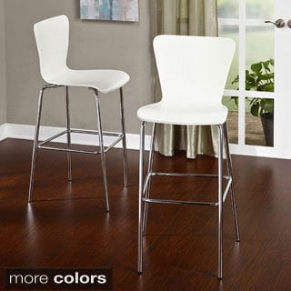 Simple Living 30-inch Pisa Bar Stool (Set of 2)