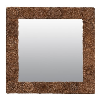 Hillsboro Large Square Mirror