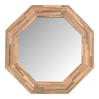 Independence Large Wood Accent Mirror