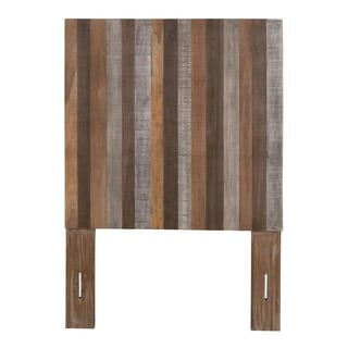 Merino Natural Modern Sedona Twin Headboard