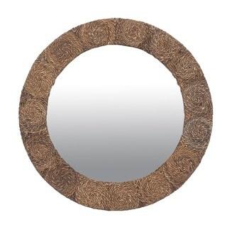 Salem Round Mirror