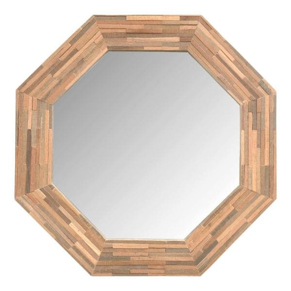 Saratoga Large Wood Accent Mirror